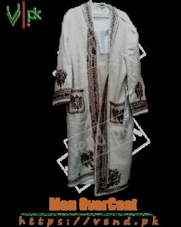 handmade soft overcoat called SHOQA in burshaski language